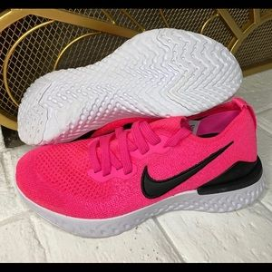 New NIKE EPIC REACT PINK shoes sneakers size 8.5